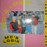 MC\'s Logik Feat. Valexandre - Peace And Unity (CDM) (1990)