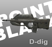 Senjata F2000 Ext. Point Blank - PB