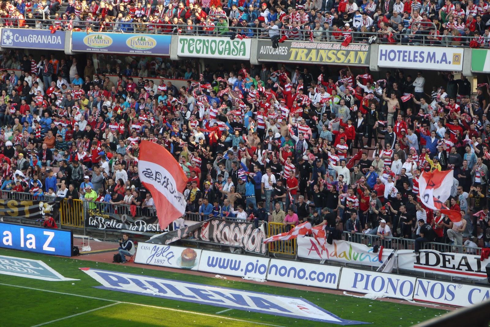 Ultras of spain granada cf sporting de gijon - Fotos sporting de gijon ...