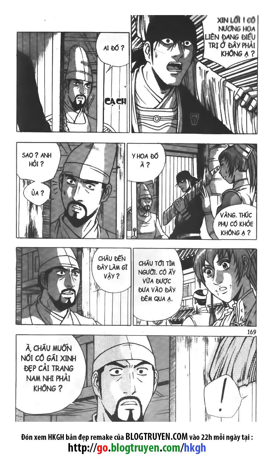 Hiệp Khách Giang Hồ chap 242 page 18 - IZTruyenTranh.com