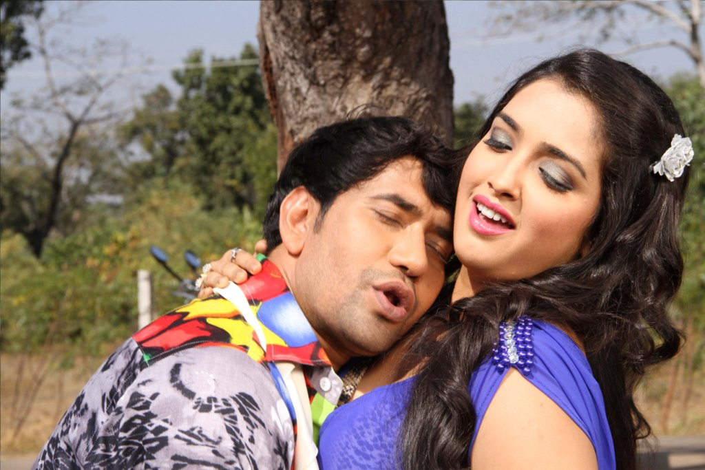 Dinesh lal yadav marriage photo
