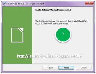 Install LibreOffice 4.0.1.2 di Flatform Windows 7