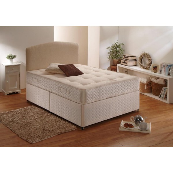 Dura Special Memory Divan Bed - With Springs and Memory Foam