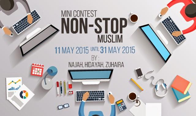 Mini Contest Non Stop Muslim