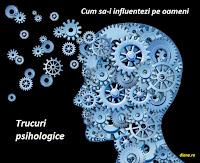 Trucuri psihologice