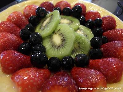 Fruit Galette (Tart/Pie)