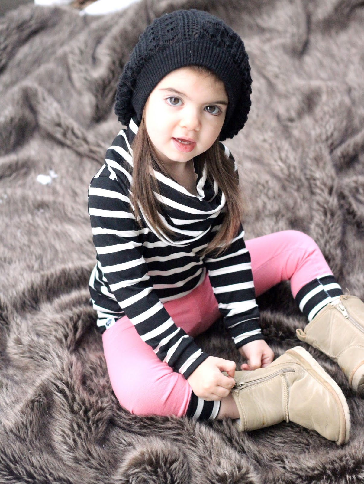Cute handmade clothing from Cute Little Babes.
