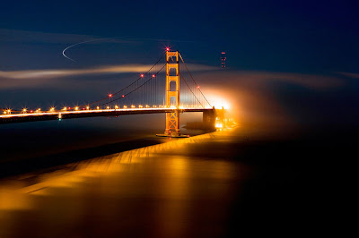 Golden Gate Bridge en San Francisco, California.