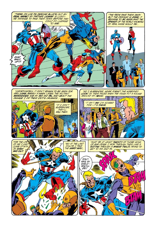 Captain America (1968) Issue #382 #315 - English 21