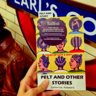 PELT on BOOKSONTHEUNDERGROUND