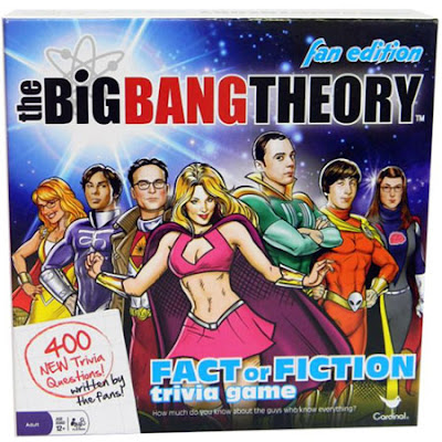 The Big Bang Theory trivial fan edition