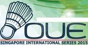 OUE Singapore International Series 2015