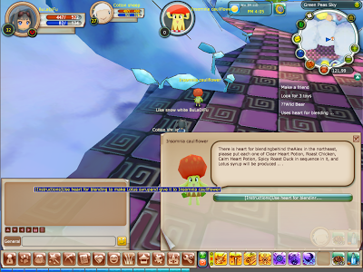 FairyLand 2 Online - Typical Quest Dialogue