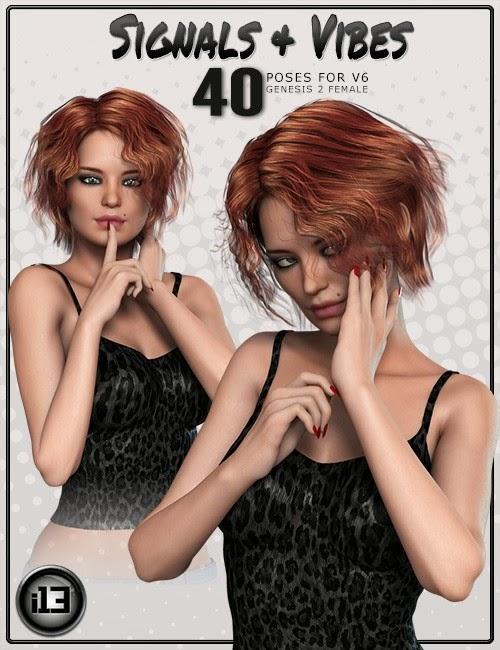 DAZ 3D - Signaux et Vibes I13