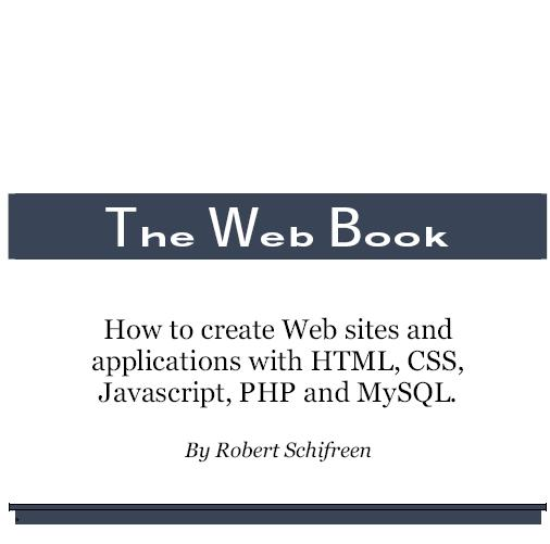 html css php book pdf
