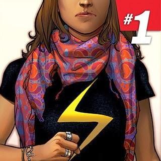 Marvel perkenalkan superhero gadis Muslim