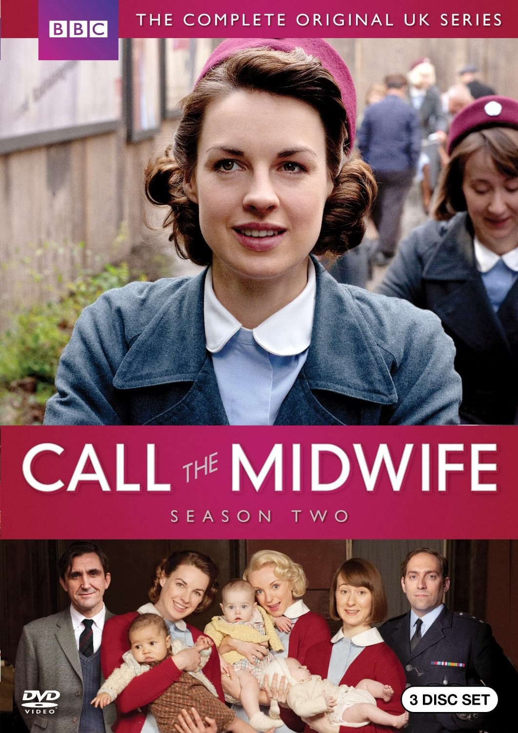 how to watch call the midwife on my computer