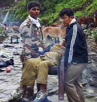Kedarnath Rescue