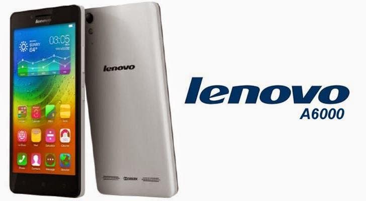 Lenovo A6000 4G LTE
