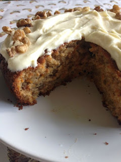 Mary Berry's Super Easy Carrot Cake