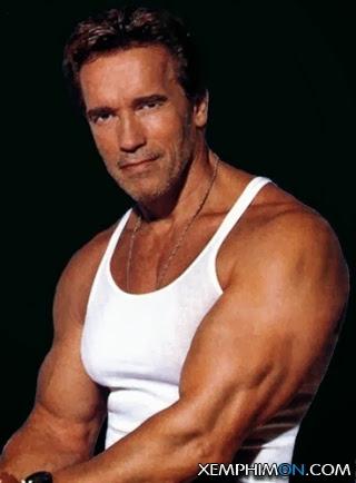 {Arnold Schwarzenegger