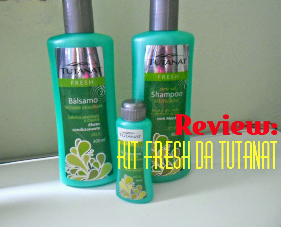 Review: kit Fresh da Tutanat