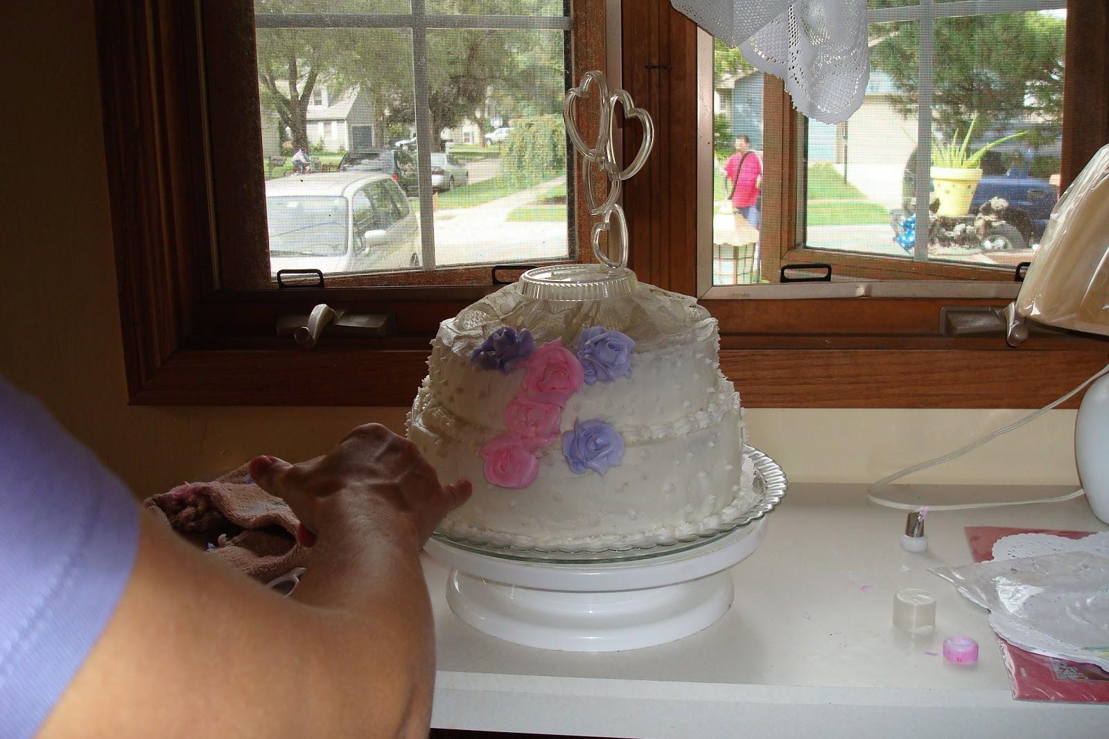 HAPPY 13TH WEDDING ANNIVERSARY TO US – X Mas Dolly
