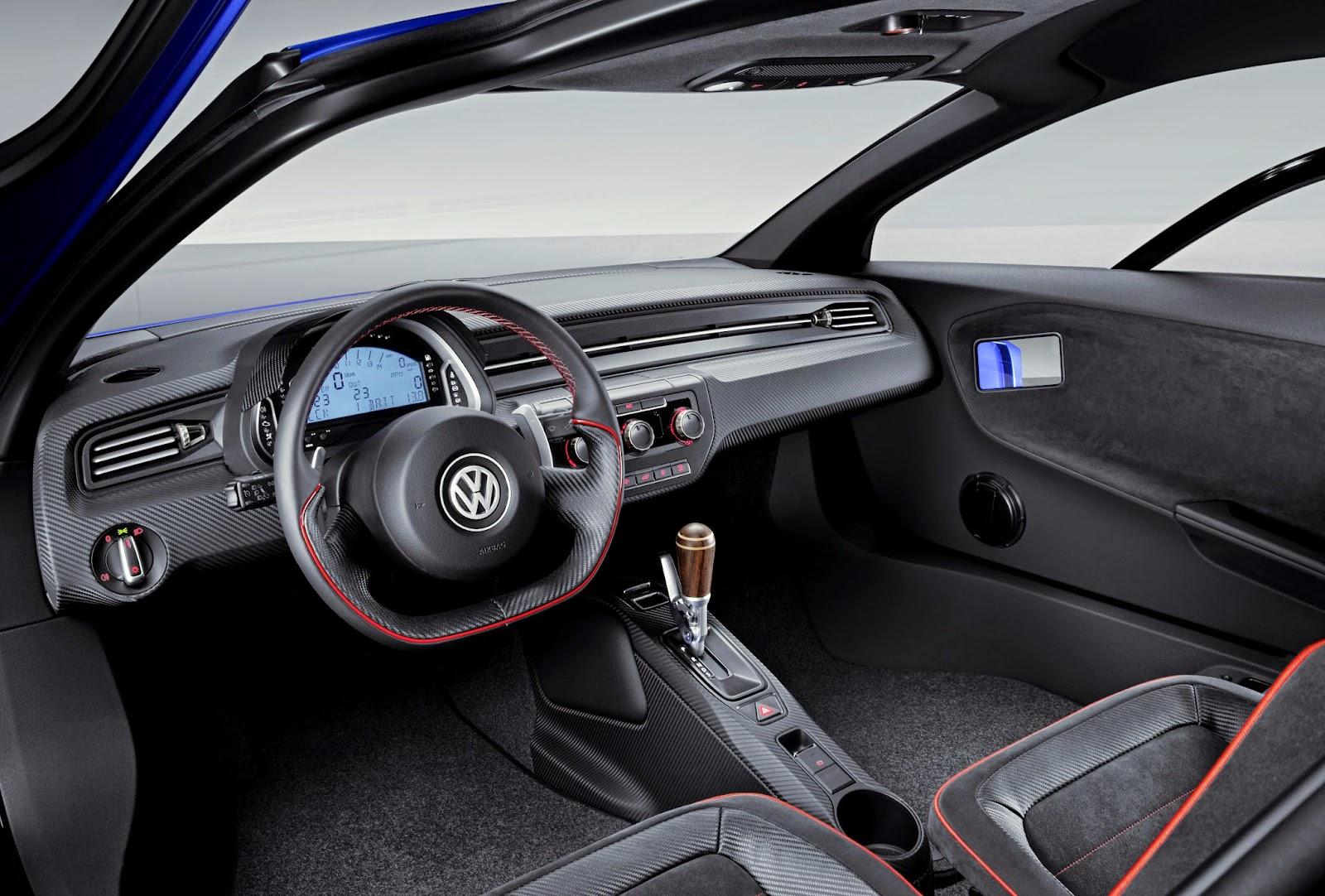 Volkswagen XL Sport Ducati Gives UltraEfficient VW More Power