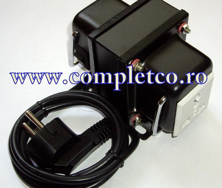 Конвертори на напрежение 220V-110V и 24V-12V