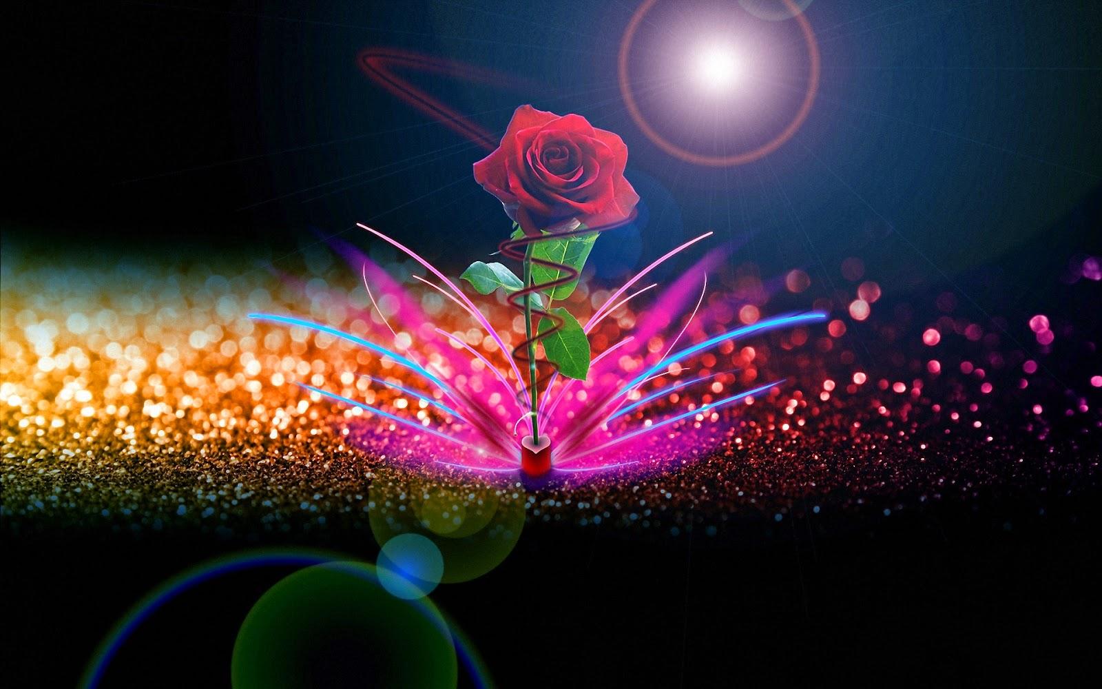 rosas hermosas Imágenes bellas - Imagenes Rosas Hermosas Brillantes