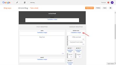 Cara Memasang Widget Featured Post Atau Entri yang Diunggulkan Di Blogger Fitur Terbaru 2015