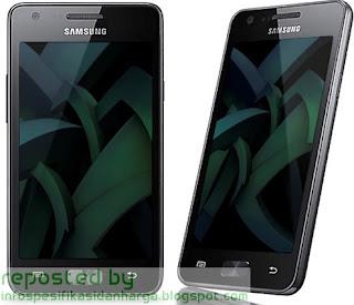 Harga Samsung Galaxy R I9103 Hp Terbaru 2012