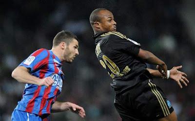 Caen 1 - 2 Marseille (1)