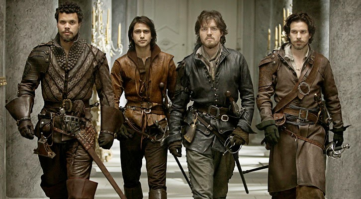 The Musketeers - Season 1 - Poll Results