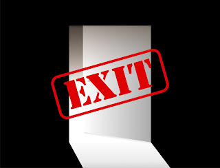 Do an exit interview after the employee has left