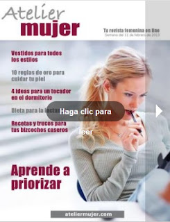 Revista Atelier Mujer 11-2 2013