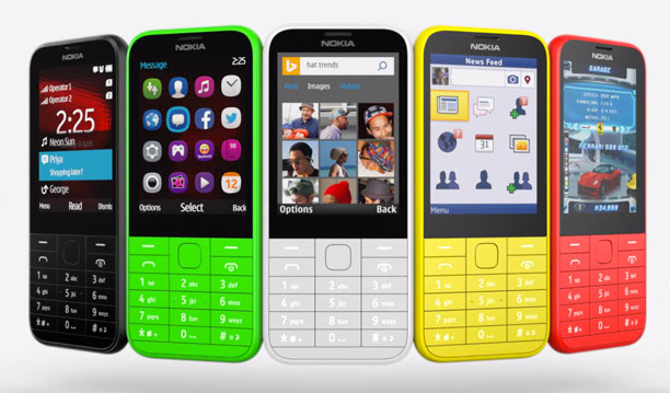 Nokia 225 Specifications