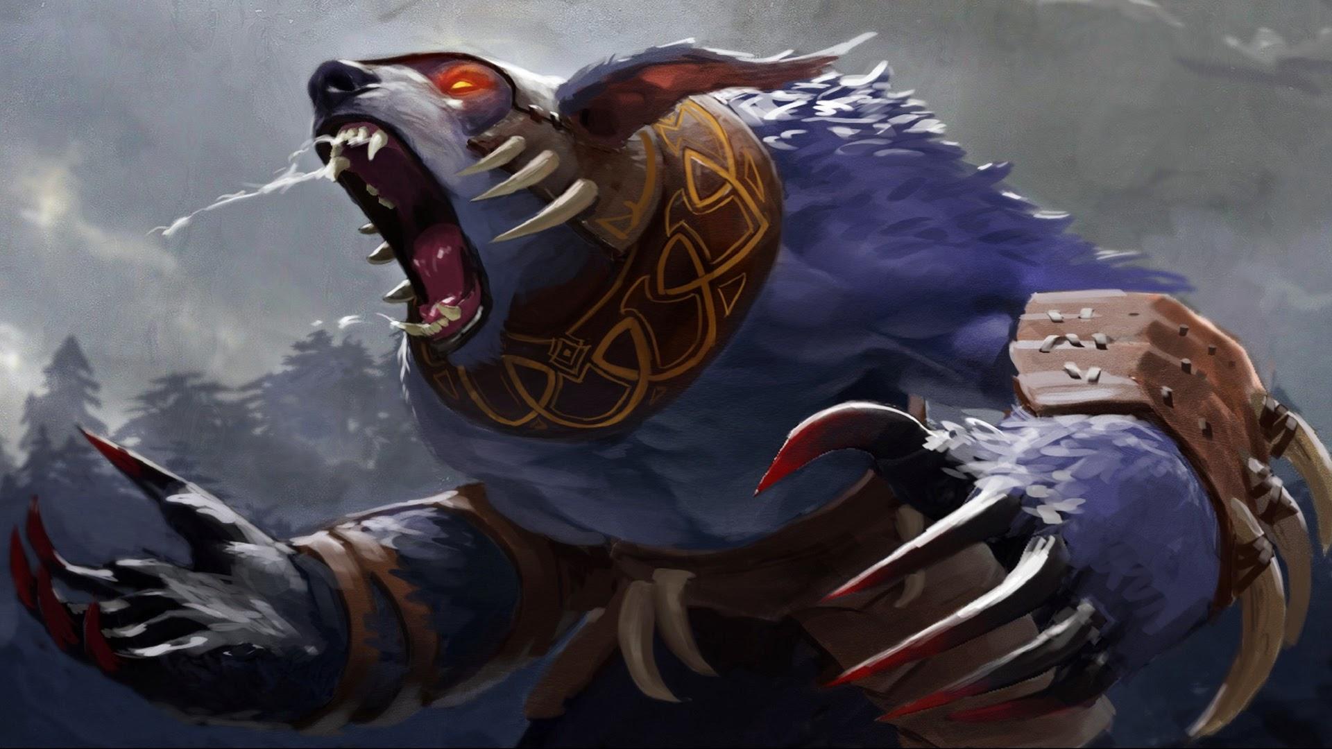 Ursa Warrior Dota 1 Ursa Warrior Ulfsaar D...