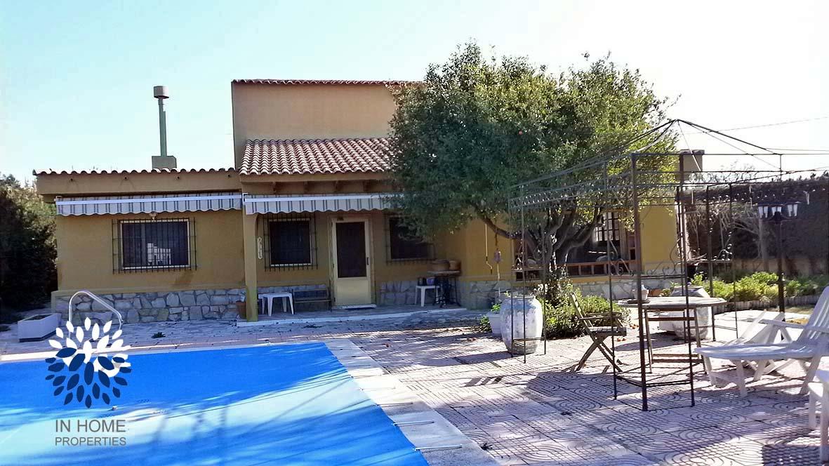 In home properties se vende casa r stica en alicante mutxamel - Casas de campo en alicante ...