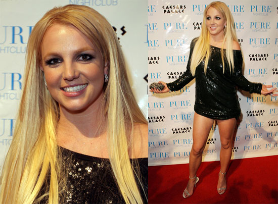 Britney without extensions |Hollywood Makeup