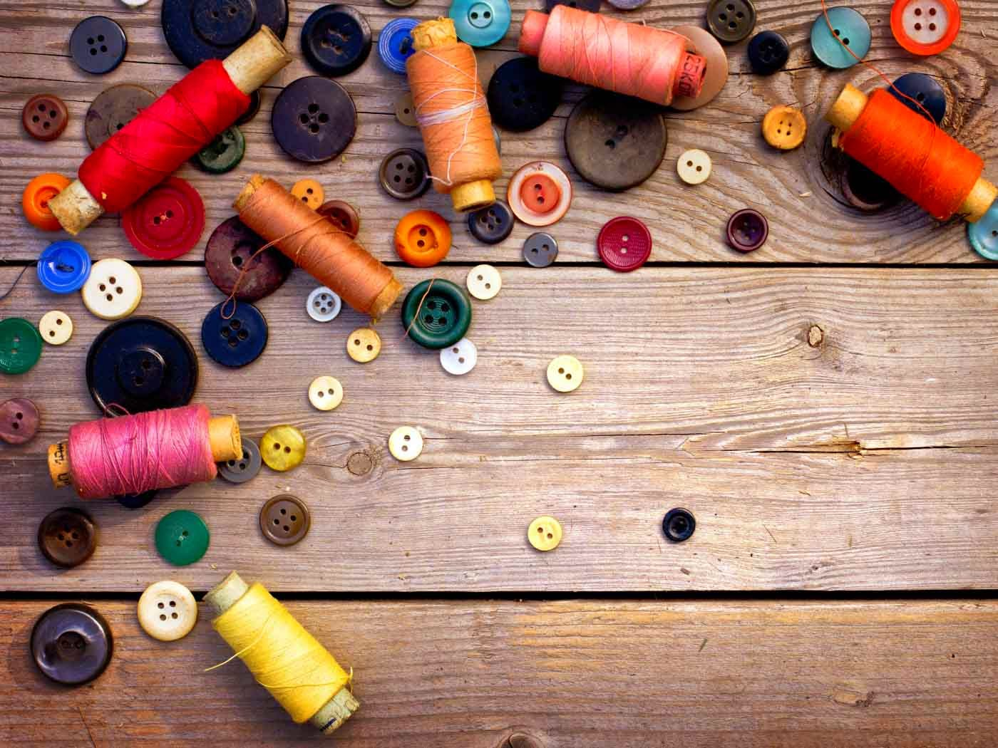 টেক্সটাইল সূতার আদি অন্ত  (Choosing The Right Thread From Fiber to Finishing)