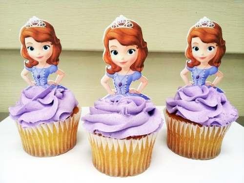 Sofia The First Cupcake Cake Game