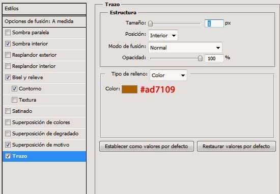 Texto con Estilo de Chocolate y Textura de Galleta 42 by Saltaalavista Blog
