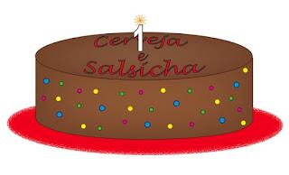 1 ano do blog Cerveja e Salsicha