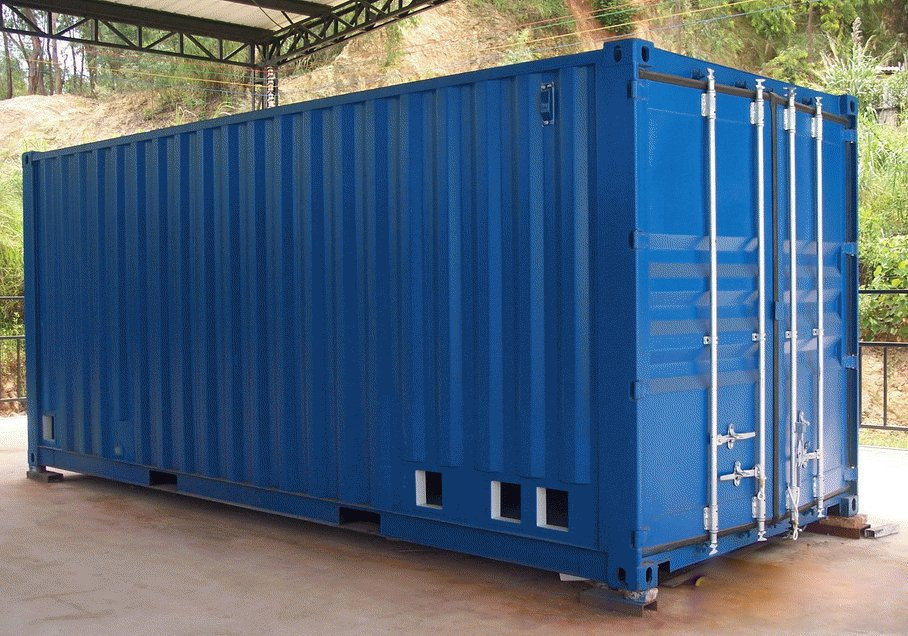Size of 20 feet container f 2017 - Ft container home ...
