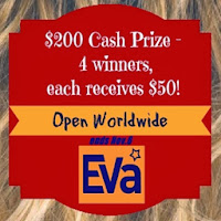 $200 Worth of Cash Prizes from EvaWigs #Giveaway