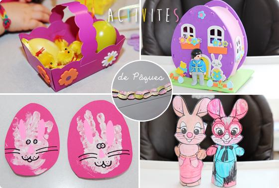 Activités De Pâques Pour Petits Et Grands 2015