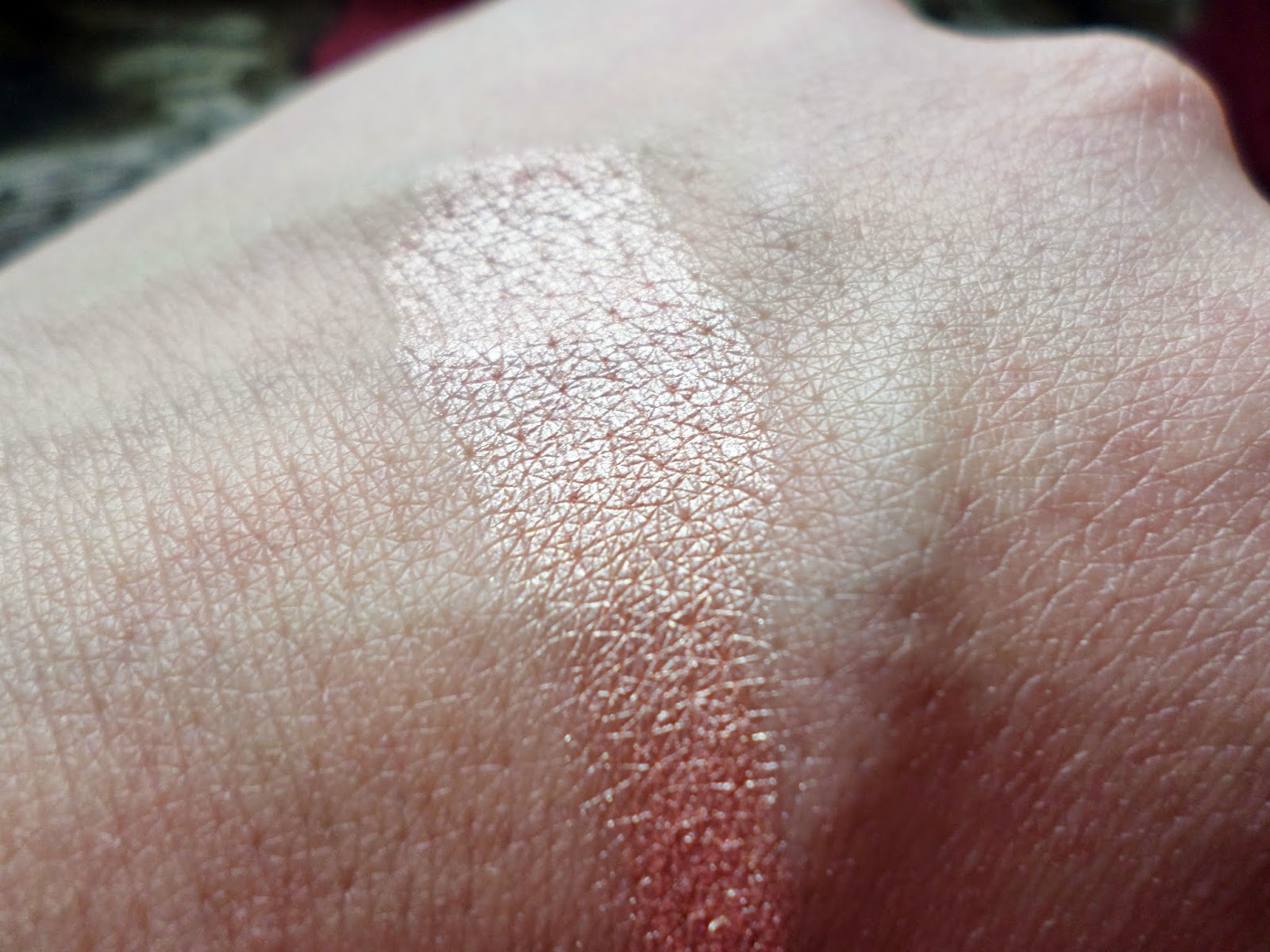 elf Baked Bush in Pinktastic Swatch