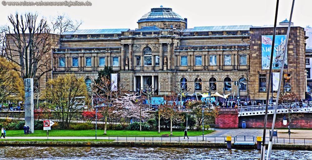 Städel Museum Frankfurt am Main, Monet Ausstellung
