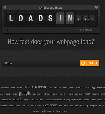 Loads.in : Check your Webpage speed from 50+ Locations